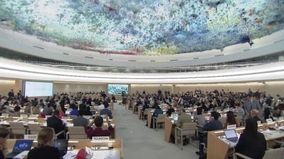 ABD'nin BM İnsan Hakları Konseyinden ayrılma kararı - CENEVRE