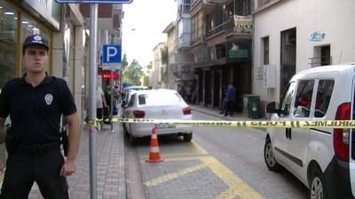 Aydın'da silahlı kavga:2 yaralı