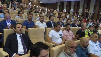Bakan Albayrak: 'Muhalefetin tek önemli motivasyonu ülkenin birlik ve beraberliğine yönelik ektikleri nefret tohumu' - İSTANBUL