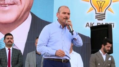 Bakan Soylu: 'HDP'ye oy verilsin' diyorlar. Terör örgütleri şımartmaya gelmez' - İSTANBUL