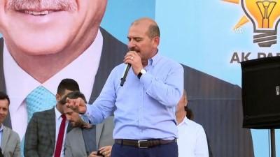 Bakan Soylu: 'Yılbaşından bugüne kadar 10 bin 67 uyuşturucu satıcısını kodese tıktık' - İSTANBUL