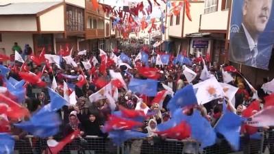 Başbakan Yardımcısı Akdağ: 'Meral Akşener'in partisi proje partisidir' - ERZURUM