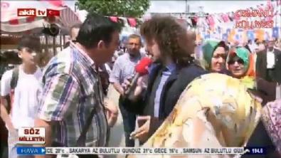 CHP'li seçmen: Erdoğan bizi hep yeniyor