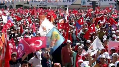 Cumhurbaşkanı Erdoğan: 'Milletvekili diye Ankara'ya gönderdiklerinin arkasından uyuşturucu baronları çıkıyor'- ŞANLIURFA