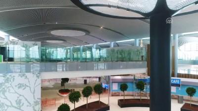 argo - İstanbul Yeni Havalimanı Cumhurbaşkanı Erdoğan'ı bekliyor (1) - İSTANBUL
