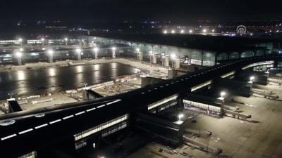 argo - İstanbul Yeni Havalimanı Cumhurbaşkanı Erdoğan'ı bekliyor (2) - İSTANBUL