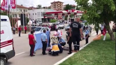 Kamyonetin çarptığı bisiklet sürücüsü öldü - KIRIKKALE