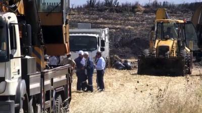 Kepçenin çarptığı boru hattında onarım çalışmaları tamamlandı - KAHRAMANMARAŞ