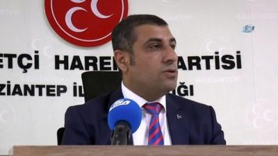 MHP'li adaydan uyuşturucu ve bireysel silahlanma açıklaması