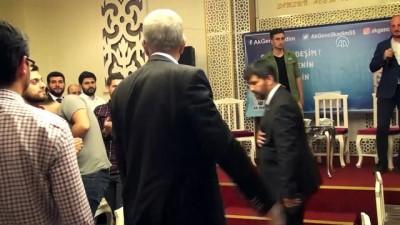 Sağlık Bakanı Demircan, gençlerle buluştu - SAMSUN
