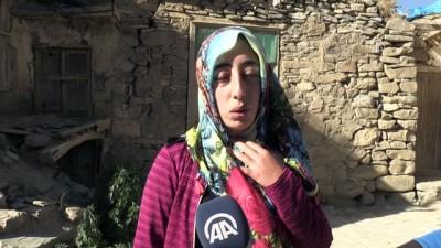 Terörden kaçtıkları köye dönerek 'genç çiftçi' oldular - VAN