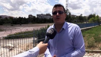 Teröristlerin bombaladığı emniyet binası 'millet bahçesi' oluyor - ELAZIĞ