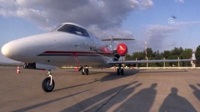 Uçak ambulans sayısı 4'e çıktı - GAZİANTEP