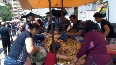Adana'da soğan ve patatesin ekim alanı azaldı, fiyatlar tavan yaptı