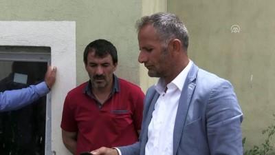 Ağrı'da kaybolan kızın amcası Yusuf Aydemir
