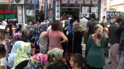 """AK Parti Genel Başkan Yardımcısı Mehdi Eker: """"Annelerin yürek yangınlarının sönmesini istiyoruz"""""""