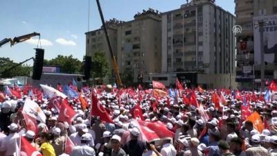 AK Parti Kahramanmaraş mitingi - Detaylar