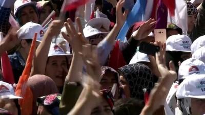 Cumhurbaşkanı Erdoğan: 'Adam dershane işletmiş, oradaki görevlilerin sigorta primini ödememiş' - KAHRAMANMARAŞ