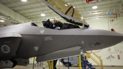 savas ucagi -  F-35'ler Malatya'da konuşlanacak
