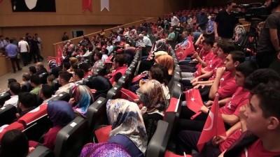 'İçimizdeki Kahramanlar 15 Temmuz' etkinliği - KAHRAMANMARAŞ