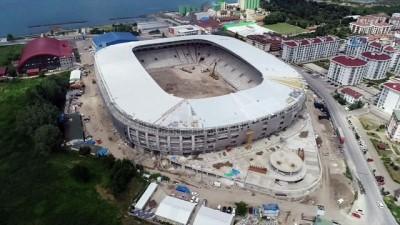 Ordu Stadı Eylül'de açılıyor