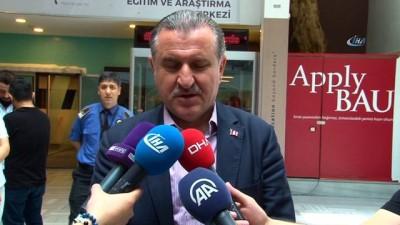 Osman Aşkın Bak: 'Avrupa Futbol Şampiyonası'na hazırız'