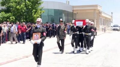 Şehit Piyade Onbaşı Özdemir son yolculuğuna uğurlandı - MALATYA