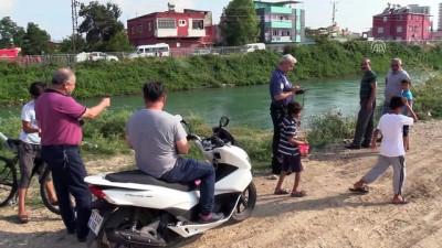 Sulama kanalında çocuğun kaybolduğu iddiası - ADANA