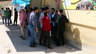 Suriye'de muhalif bölgelerde okullara giriş sınavları yapılıyor - İDLİB