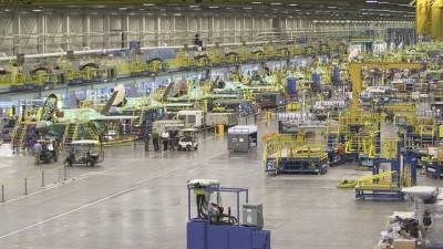 ustun yetenek - Türkiye havada yeni nesil savaş gücüne kavuşuyor - F-35 üretim tesisleri - FORT WORTH