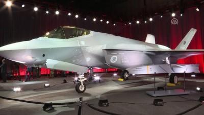 ustun yetenek - Türkiye ilk F-35'ini teslim aldı - Detaylar - FORT WORTH