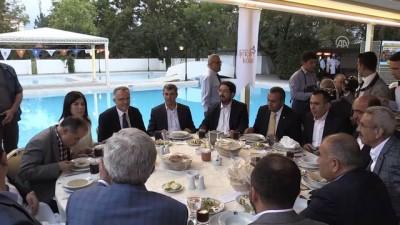 Ağbal: 'Son 16 yıl Türkiye'nin hep kazandığı büyüdüğü yıllar oldu' - AKSARAY