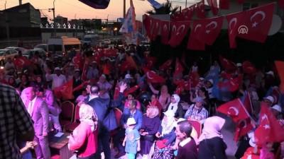 AK Parti Genel Başkan Yardımcısı Dağ: 'Küfürbazdan cumhurbaşkanı olmaz' - İZMİR Haberi
