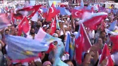 cumhurbaskani - Akşener'in ilçe mitingleri - İSTANBUL