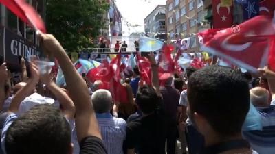 cumhurbaskani - Akşener'in İstanbul ilçe mitingleri - İSTANBUL