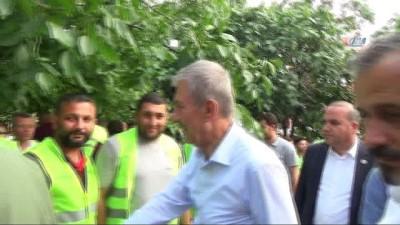 """Bakan Demircan: """"Türkiye kalkınmasın diye 35 senemizi terörle meşgul ettiler"""""""