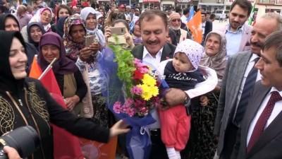 Bakan Eroğlu: 'Artık Türkiye en büyük harp gemilerini yapar hale geldi' - AFYONKARAHİSAR