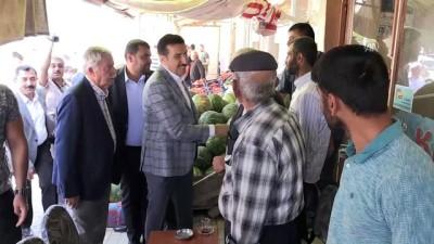 Bakan Tüfenkci: 'Seçimlerin sonucunu sandık tayin ediyor' - MALATYA