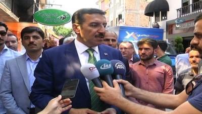 Bakan Tüfenkci: 'Stokçulara fırsat vermeyeceğiz'