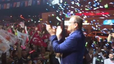 Başbakan Yardımcısı Çavuşoğlu: 'Bunlar siyasetçi değil mezar kazıcısı' - BURSA
