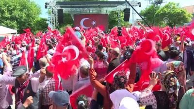 Başbakan Yıldırım, Yörük Şenliği'ne katıldı - Detaylar - İZMİR