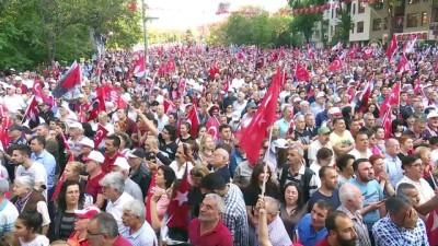 CHP'nin cumhurbaşkanı adayı Muharrem İnce'nin Ankara mitingi - Detaylar - ANKARA
