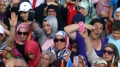Cumhurbaşkanı Erdoğan: 'Bay Kemal, siz yolsuzluklara gömüldünüz' - İSTANBUL
