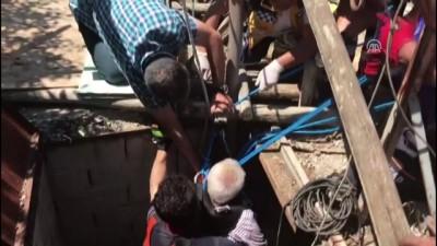 Elazığ'da eletirik akımına kapılan işçi hayatını kaybetti