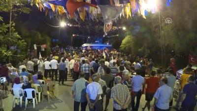 Elvan: 'Türkiye'nin büyümesinden rahatsız olanlar var' - MERSİN