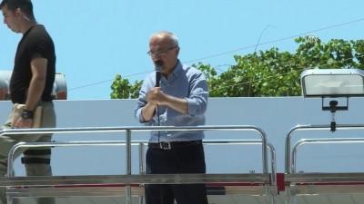 Kalkınma Bakanı Lütfi Elvan Silifke'de (1) - MERSİN