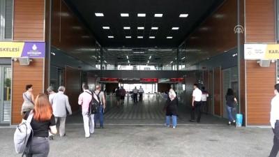 Karaköy İskelesi hizmet vermeye başladı - İSTANBUL
