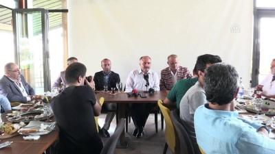 MHP Grup Başkanvekili Usta: 'PKK ve FETÖ karşımızdaki oluşumları destekliyor' - SAMSUN