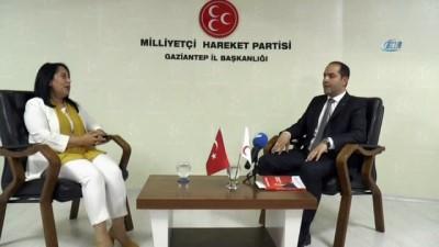 MHP'li Çelik, partisinin seçim çalışmalarını değerlendirdi