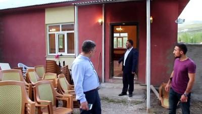 Varto'da 'Kadın Kültür Merkezi ve Kıraathanesi' yapılıyor